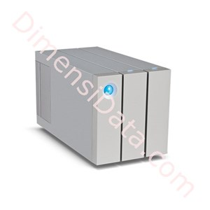 Picture of Hard Drive LACIE 2big Thunderbolt2 USB 3.0 12TB [LAC9000473AS]